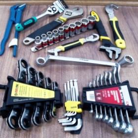 Ключі, набори ключів